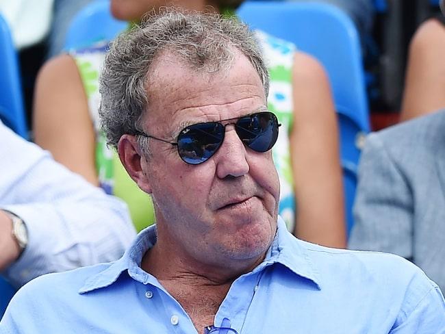 Jeremy Clarkson, före detta programledare för bilprogrammet Top Gear.