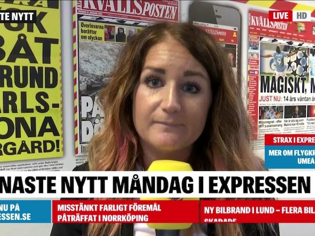 Här är morgonens nyheter från Sydsverige 15 juli