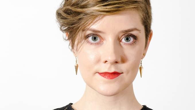 Johanna Nylander. Foto: Johan Folin
