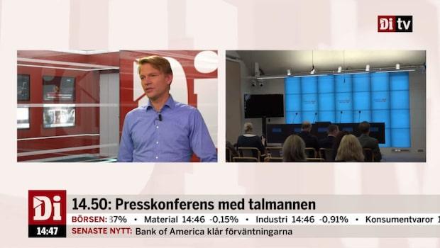 """PM Nilsson: """"Intressant hur Löfven börjar förhandla om riktigt heliga kor"""""""