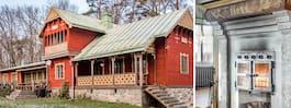 Sagolika 1800-talshuset kan bli ditt