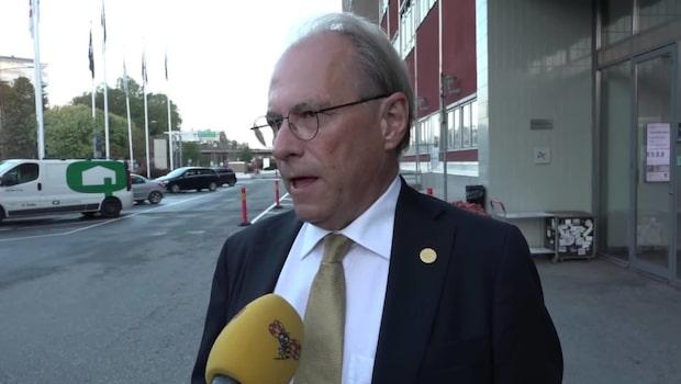 """Per Westerberg: """"Beatrice Ask är en tänkbar talman"""""""
