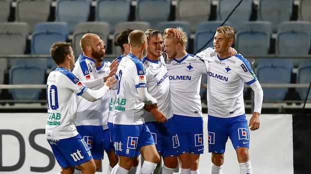 Highlights: Elfsborg-Norrköping