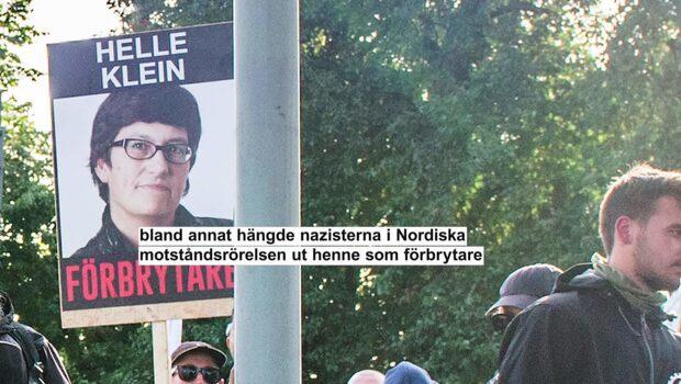 """Helle Klein:"""" Han hatar precis allt jag står för"""""""