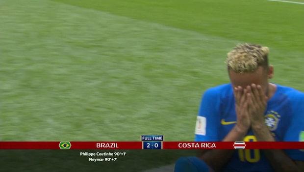 Se alla VM-mål i sportnyheterna - 22 juni