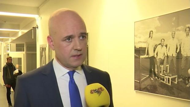 Reinfeldt vill inte att Donald Trump blir USA:s nästa president