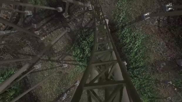 Vågar du testa världens snabbaste snurrande bergochdalbana?