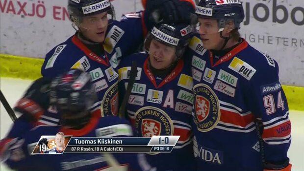 Highlights: Växjö-Linköping