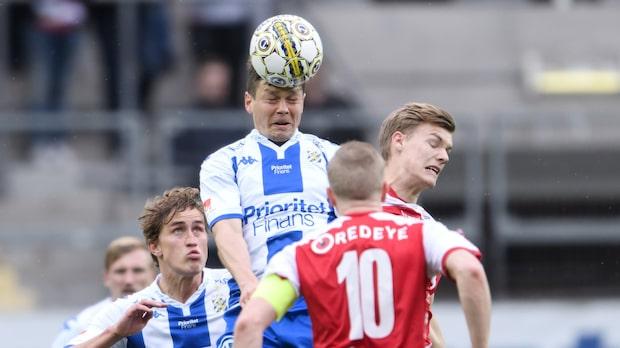 HIGHLIGHTS: IFK Göteborg-Kalmar 3-0