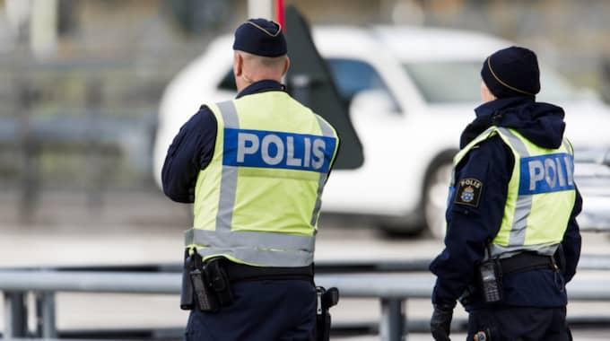 . Men vanvården av polisen i dag kan göra att Löfven förlorar valet 2018. Foto: Ludvig Thunman / BILDBYRÅN