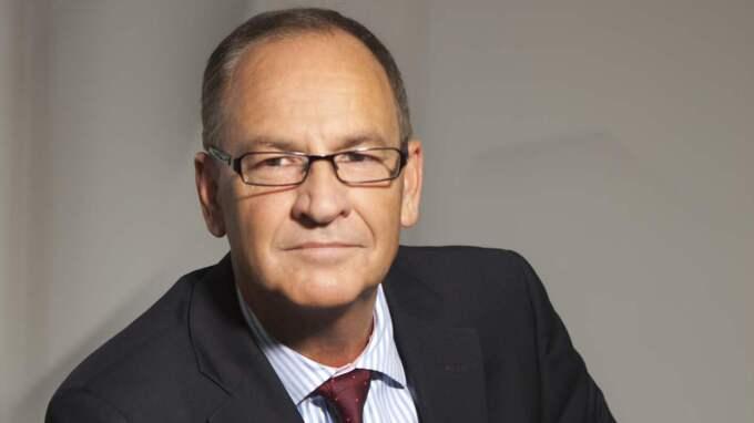 Bo Jansson, ordförande Lärarnas Riksförbund. Foto: Photographer: Elisabeth Ohlson W