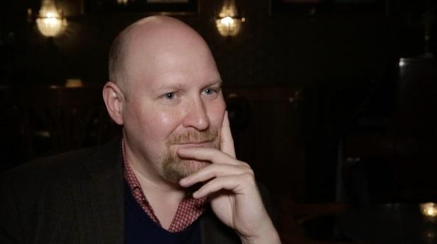Henrik Dorsin: Jag är fruktansvärt lat
