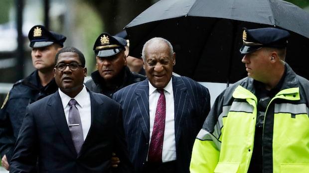 Bill Cosby döms till fängelse
