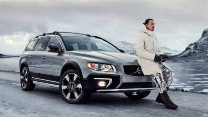 Volvos reklamkampanj med Zlatan i spetsen har lockat amerikanska turister till Göteborg. Foto: Volvo