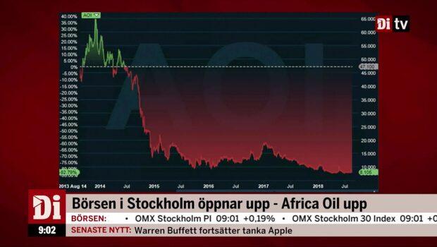 Africa Oil kan köpas ut av Lundin