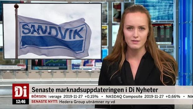 Di Nyheter: Verkstadsbolag vinnare - banker tyngs