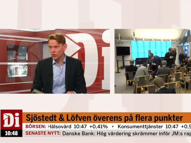 PM Nilsson: Kan bli extra val under mandatperioden
