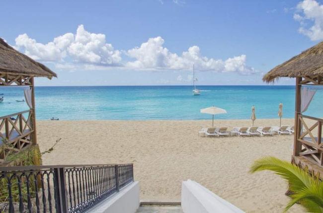 Karibiens hetaste charterö – St Martin.