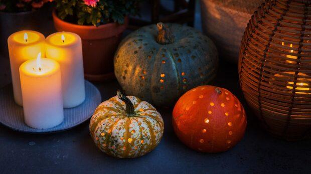 Karva en annorlunda Halloweenpumpa