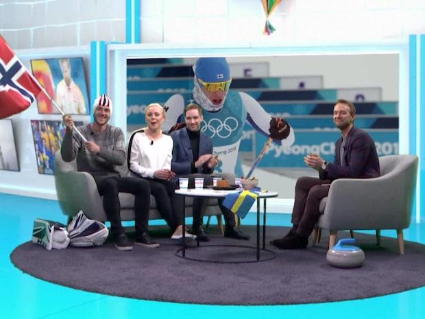 "Solheim firar i studion: ""Norge borde varit topp 4..."""