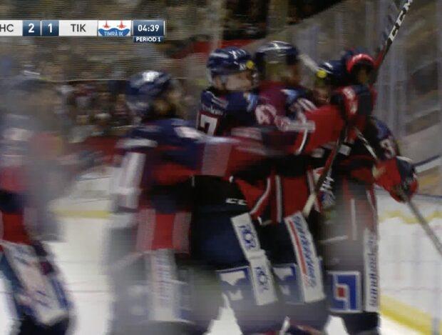 Highlights: Linköping-Timrå