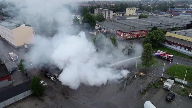 Explosionen i Örebro – detta har hänt