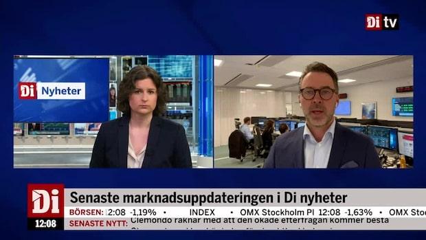 """Marknadsnytt 12.00 special: """"Naiva vinstprognoser för 2021"""""""