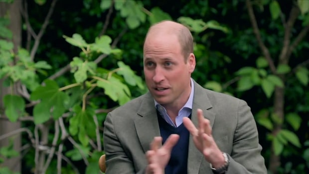 Prins William lanserar en klimatsatsning
