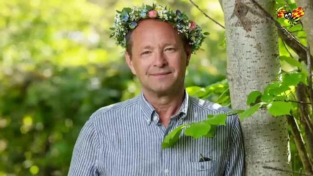 Björn Olsen berättar om coronapandemin i Sommar i P1