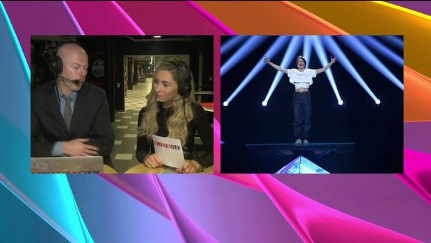 Nunstedt sammanfattar Melodifestivalen i Örnsköldsvik