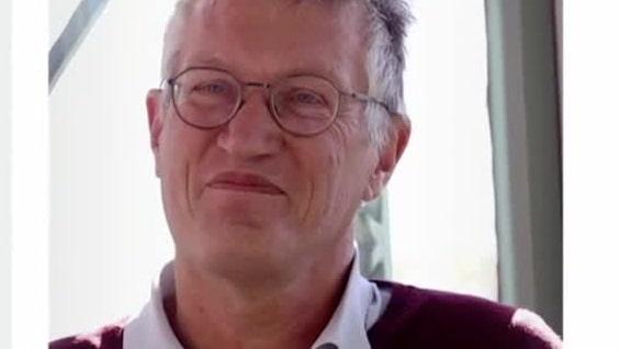 """Anders Tegnell om uppmärksamheten: """"Fascinerande resa"""""""