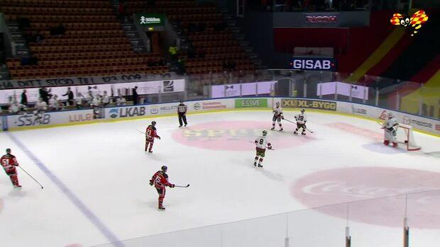 Frölunda nollade Luleå efter Mattssons jätteräddning