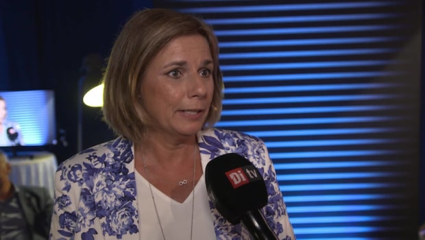 Isabella Lövin och Jan Björklund inför Debatten 2018