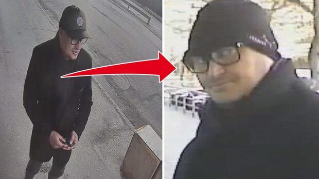 Polisen varnar: Ta inte emot mannens pengar