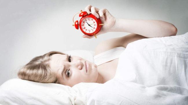 ryckningar under sömn