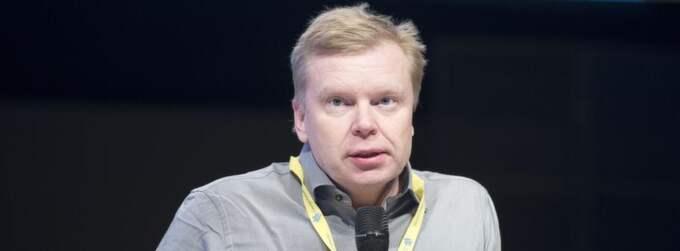Sverigedemokraternas riksdagsledamot Lars Isovaara har polisanmälts för rasistiskt utfall i riksdagshuset. Foto: Roger Vikström
