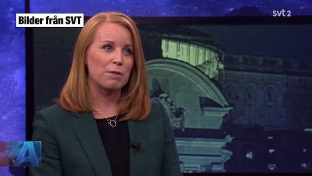 Lööf öppnar för Löfven som statsminister