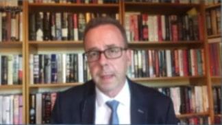 """Mats Larsson: """"Anklagade Iran för att så kaos och död"""""""