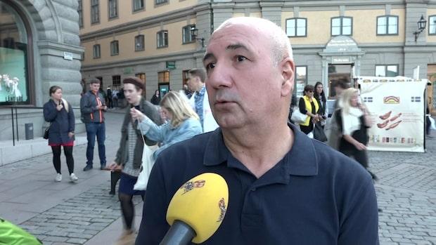 "Kurdo Baksi: ""Flera journalister har blivit illa behandlade"""