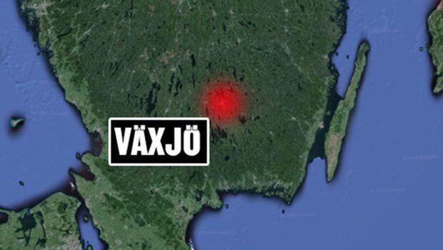 Man misshandlad med basebollträ i Växjö