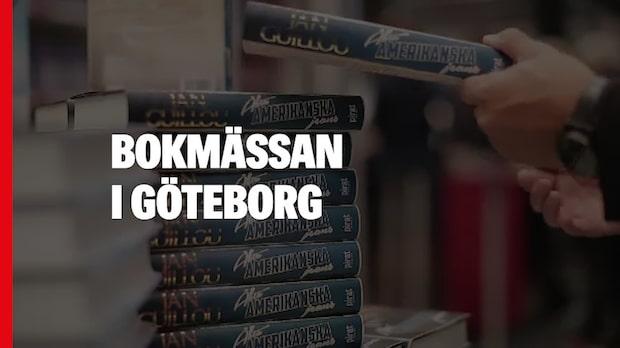 Detta är bokmässan i Göteborg