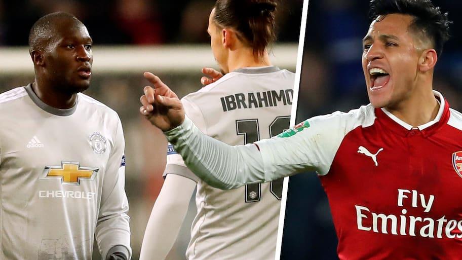 Domen: Får panik när Sánchez kommer till Manchester United