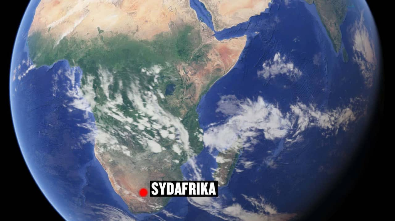 Svensk skarmflygare dod i olycka i sydafrika