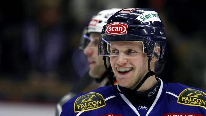 Tony Mårtensson är tillbaka i Linköping Foto: STEFAN JERREVÅNG / SCANPIX / SCANPIX SWEDEN
