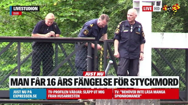Han döms för mordet på Fatima, 57