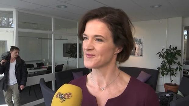 Anna Kinberg Batra: Det är Ebba Busch Thor bäst i alliansen på