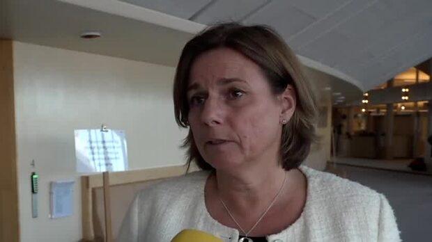 Isabella Lövin om Preems planerade utbyggnad i Lysekil