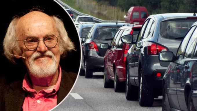 Forskning intygar att det inte är äldre som äventyrar 0-visionen i trafiken, det är de yngre, skriver Bertil Torekull. Foto: Tomas Leprince och Shutterstock