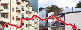 Här är städerna där bopriserna rasar mest