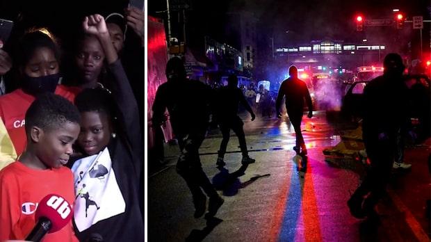 """Samir Wallace: """"Vita rasistiska poliser dödade min pappa"""""""